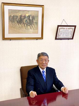 代表取締役社長 鈴木 重雄
